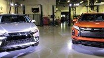 Mitsubishi SUV mới đổi chiều dài, kích cỡ nhằm tạo sự khác biệt