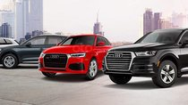 Xe SUV Audi sắp có 7 thành viên mới