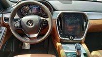 Lột trần nội thất xe SUV VinFast LUX SA2.0, ghế gập phẳng hoàn toàn
