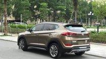 Bán xe Hyundai Tucson năm sản xuất 2019, màu nâu
