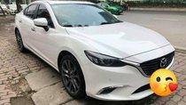 Bán Mazda 6 2.0 premium sản xuất 2018, màu trắng, nhập khẩu