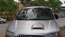 Cần bán xe Hyundai Starex bán tải 3 chỗ đời 2002, màu bạc ít sử dụng, giá chỉ 125tr