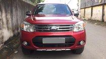 Cần bán xe Ford Everest 2014 tự động dầu màu đỏ