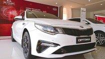 Cần bán Kia Optima 2019, màu trắng, giá chỉ 949 triệu