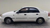 Cần bán Daewoo Lanos năm sản xuất 2001, màu trắng