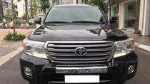 Toyota Land Cruiser VX 4.6 V8 màu đen, sản xuất 12/2013, đăng ký 2014