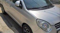 Cần bán Kia Morning năm sản xuất 2010, màu bạc, xe nhập