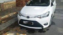 Cần bán Toyota Vios MT năm 2017, màu trắng