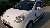 Cần bán gấp Chevrolet Spark MT năm sản xuất 2009, màu trắng