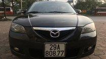 Bán ô tô Mazda 3 năm 2009, màu đen, 365 triệu, xe nhập