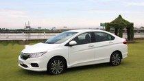 Bán xe Honda City đời 2019, màu trắng, giá tốt