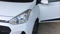 Bán Hyundai Grand i10 1.2AT sản xuất 2017, màu trắng, chính chủ