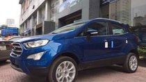Bán Ford EcoSport đời 2019, màu xanh lam, giá tốt