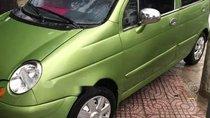 Bán Daewoo Matiz đời 2005, màu xanh lục, xe nhập