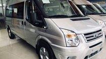 Bán xe Ford Transit SVP năm 2019, màu bạc, 735 triệu