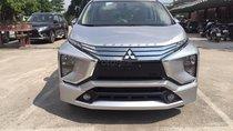 Giao ngay- Bán ô tô Mitsubishi Xpander 1.5 AT đời 2019, màu bạc, nhập khẩu nguyên chiếc, 620tr