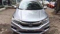 Bán Honda City 1.5CVT đời 2018, màu bạc, giá 535tr