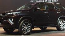 Những điều bạn cần biết về mẫu xe đứng đầu phân khúc Toyota Fortuner