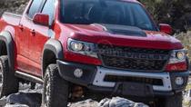 Chevrolet Colorado 2020 sẽ có nâng cấp gì?
