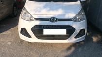 Bán xe Hyundai Grand i10 năm 2015 màu trắng