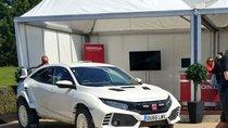 Ngắm diện mạo Honda Civic Type R nâng gầm off-road