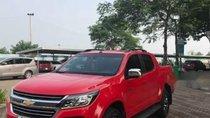 Cần bán lại xe Chevrolet Colorado LTZ 2.8 năm sản xuất 2017, màu đỏ, nhập khẩu nguyên chiếc chính chủ, 649tr