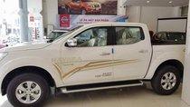 Bán xe Nissan Navara đời 2019, màu trắng, xe nhập