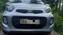 Bán Kia Morning 1.25 sản xuất năm 2017, màu bạc, xe còn mới