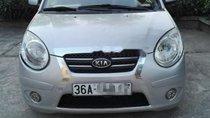 Cần bán lại xe Kia Morning đời 2012, màu bạc số sàn, giá tốt