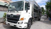 Bán xe tải Hino 2019 8 tấn chở gia súc 8.3m