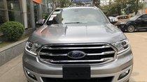 Ford Lào Cai bán xe Ford Everest các phiên bản: Ambient, Trend, Titanium số sàn, số tự động, 1 cầu, 2 cầu, đủ màu