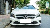 Bán Mercedes CLA200 màu trắng, sản xuất 2016, nhập khẩu Hunggari, biển Hà Nội