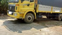 Bán xe tải Auman 14 tấn, 3 chân cầu lồi