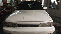 Cần bán gấp Toyota Camry sản xuất 1989, màu trắng, xe nhập xe gia đình