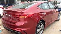 Bán Hyundai Elantra đời 2019, màu đỏ, nhập khẩu nguyên chiếc, giá tốt