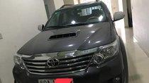 Bán xe Toyota Fortuner đời 2015, màu xám, 750 triệu