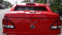 Cần bán lại xe Mazda BT 50 sản xuất 2016, màu đỏ, nhập khẩu Thái Lan, giá 530tr