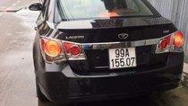 Cần bán lại xe Daewoo Lacetti đời 2009, màu đen, xe nhập