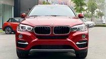 Cần bán BMW X6 35i sản xuất 2019, màu đỏ, nhập khẩu