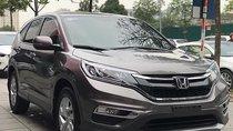 Bán ô tô Honda CR V 2.0 AT đời 2015, màu xám số tự động