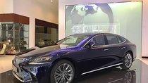 Bán ô tô Lexus LS 500 đời 2019, màu xanh lam, nhập khẩu
