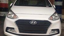Bán ô tô Hyundai Grand i10 1.2 MT năm 2019, màu trắng