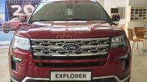 Cần bán xe Ford Explorer đời 2019, màu đỏ, nhập khẩu nguyên chiếc, giá tốt nhất thị trường, liên hệ 0766.120.596