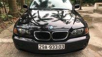 Bán xe BMW 318, đời cuối 2004, xe nguyên bản zin từng con ốc, thân vỏ không trầy xước