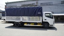 Bán xe tồn - Fuso đời 2016 ga cơ 3T5 - 4T7 thùng 5m6
