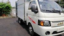 Bán xe tải JAC X150 thùng kín dài, tải trọng 1,5 tấn, trả trước 45 triệu nhận xe ngay