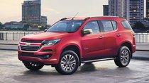 Giá lăn bánh xe Chevrolet Trailblazer 2019 tại Hà Nội và TP.HCM