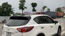 Bán Mazda CX 5 năm sản xuất 2014, màu trắng, giá chỉ 700 triệu