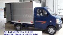Xe tải Dongben 770kg thùng bạt, thùng kín, Hỗ trợ mua xe tải Dongben 770kg
