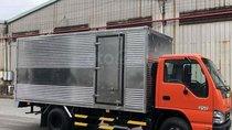 Xe Isuzu 2.9 tấn thùng kín 4m3, hỗ trợ vay ngân hàng 80%